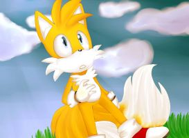 Sunny day by AnaP15