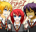 TRIO! by mo0on3