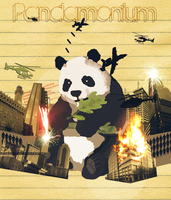 Pandamonium by glassbitch