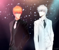 Shattered Angel | Prom Night | BLEACH by DivineImmortality