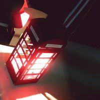 London Lamp 2 by cafeinexpression