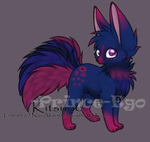 Fox adoptable [CLOSED] ON SALE!!!! by Prince-Ego