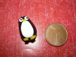 Fimo penguin by andrei666