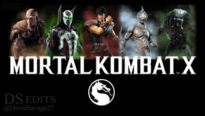 Mortal Kombat X Guest Characters Top 5 by ultimate-savage