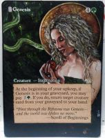 Magic Alteration: Genesis by Ondal-the-Fool