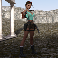 Classic Raider 82 by tombraider4ever