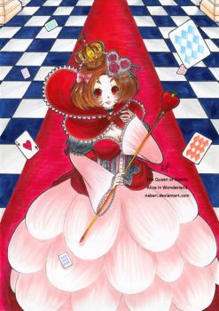 AiW: Orders of The Queen by nabari