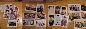EXO Card Deck part 1 by SquishyPandaPower
