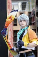HOPE ESTHEIM - Cosplay - I will protect you, too! by Shinkan-Seto