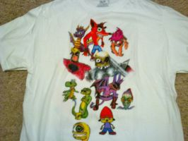Ps1 Shirt by jpizzle6298