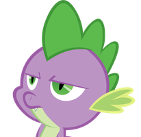 Spike, Emote worthy by Glitched-Nimbus