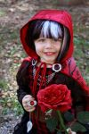 Ever After High Cerise Hood cosplay by cimmerianwillow