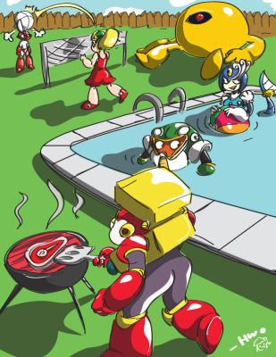 Pool Party by HWO