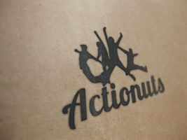 Actionuts logo by TimothyGuo86