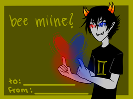 52. ask-captor valentines cards by khets