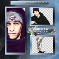+Photopack png de Chris Clark. by MarEditions1