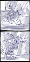 Where is the babbie by Nero-Blackwing
