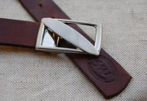 CLASSIC SUIT BELTS by swietyleather