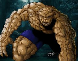 The Thing by gidge1201