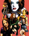 SHIRLEY MANSON--Rock Goddess by MalevolentNate