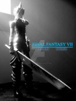 Final Fantasy: Cloud by fullmetal-moonshadow