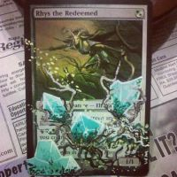 Rhys the Redeemed Alter by WillMorenoArt