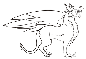 Gryphon Lines PF by jaclynonacloudlines