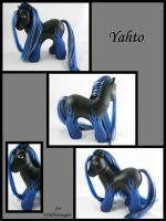 Yahto for WildWrangler by Sweetlittlejenny