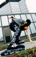 Air Gear: Trick 1 by da-monkey