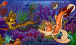 Rainbow Reef by Electric-Mongoose