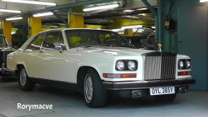 1982 Rolls Royce Camargue by The-Transport-Guild