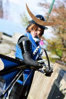 Date Masamune by miko-piko