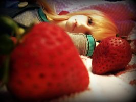 Strawberry Fields by Ninja-America