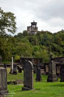 Calton Hill 3 by LunaFeles