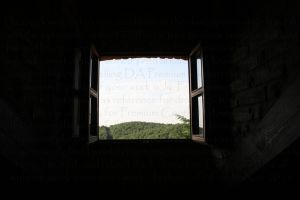 Room with a view by PzychoStock