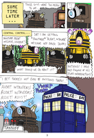 Dalek Who Cried Exterminate_3 by GaryTheFrog