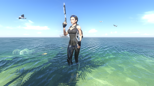 The Adventure begins by tombraider4ever