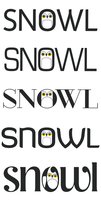 Snowl logo by quidprosno