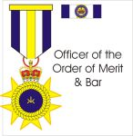 Officer of the Order of Merit by Ienkoron