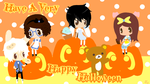 Happy Halloween by ishoji