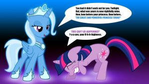 The Switcheroo (Different Version) by GreenMachine987