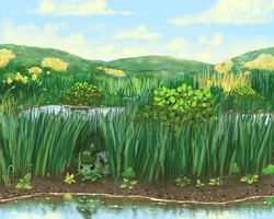 Daffodil Fields Forever by JelloJolteon2000