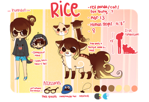 NEW Rice Reference by maygicalrice