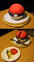 That Cake by Pyroluminescence