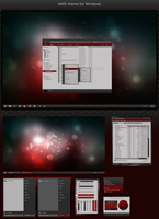 AMD Windows Desktop for Windows 7 by yorgash