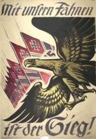 Nazi wartime poster by ShitAllOverHumanity