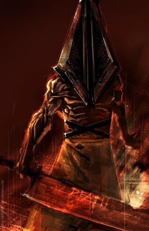 The final fantasy forums - Pyramid head boss fight ...