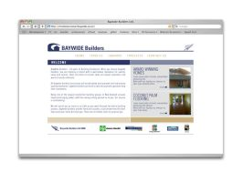 Baywide - website visual by motionmedia