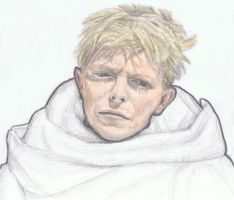 Merry Christmas Mr Lawrence - buried in blanket by gagambo