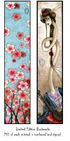 Bookmarks for sale by Oniko-art